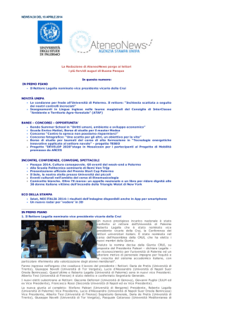 24. Ateneo News n°30 del 18_04_2014