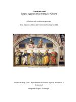 11 luglio 2014 – Sezione regionale di controllo per l