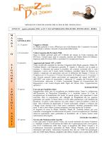 Informazioni Agosto - Settembre 2014 n.8