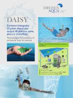 Sistema Integrato Dryden Aqua per acqua di piscina sana, pura e