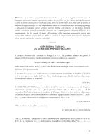 Trib. Perugia, 13 giugno 2014, n. 1264. Contratto di investimento a