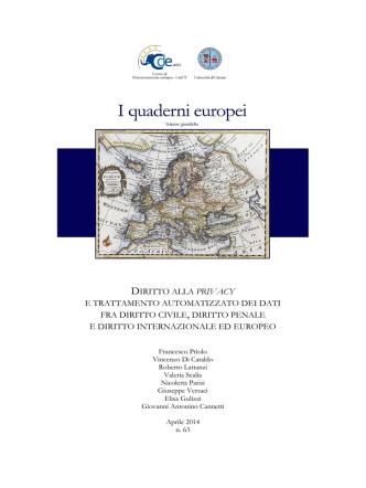 63_2014 - Cde - Università degli Studi di Catania