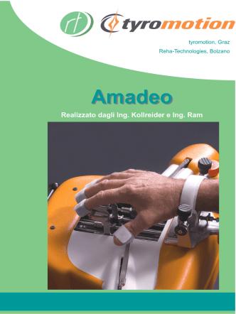 Amadeo - MedicaLine Rehab Srl