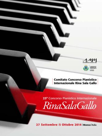 Bando RSG_2014 15x21 - Concorso Rina Sala Gallo