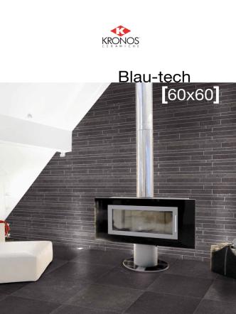 Blau-tech [60x60] - Kronos Ceramiche
