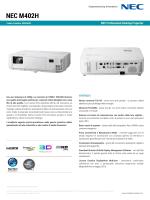 Download Datasheet - NEC Display Solutions Europe