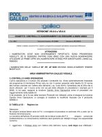 Utenti Galileo Visuale V6 e V8