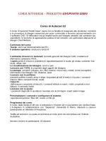 corsi autodesk – progetto edupunto zero
