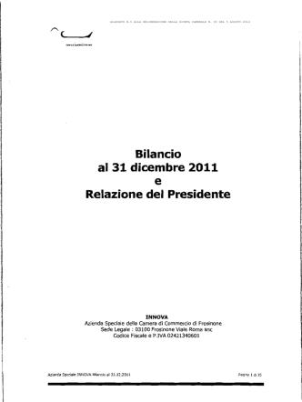 Allegato n. 5 - CCIAA di Frosinone