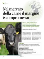 Nel mercato della carne il margine è compromesso