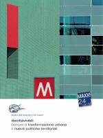 Brochure con il testo del ddl - Ministero delle infrastrutture e dei