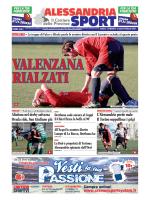 N° 04/05 – Alessandria Sport del 10/02/2014