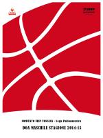 UISP-DOA Maschile 2014-15