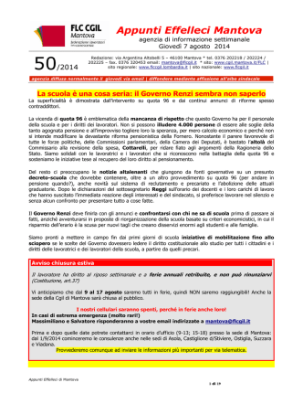 AppuntiEffelleci - Istituto comprensivo San Giorgio di Mantova