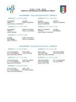 FIGC – LND – SGS COMITATO PROVINCIALE