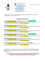 CONDIZIONI DI VENDITA: Parmigiano Reggiano D.O.P