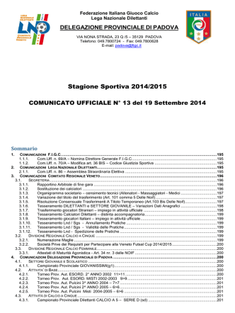 Com_N 13 - Calcio Rubano USDC