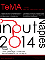 Smart City - Tema. Journal of Land Use, Mobility and Environment