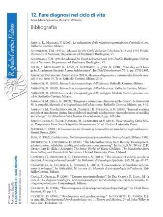 Capitolo 12 - Raffaello Cortina Editore