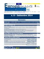 Europamente + Europabandi Settembre