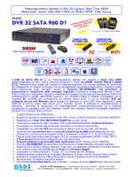 DVR 32 SATA 960 D1