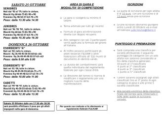 Città di Treviso 2014 ita