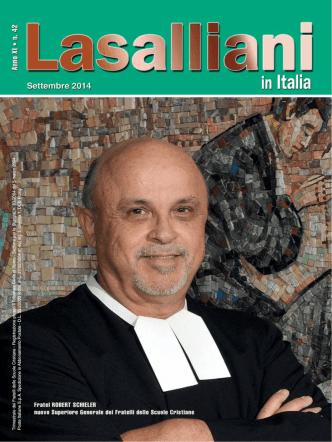 Anno XI n. 42 - Settembre 2014 - Provincia Italia dei Fratelli delle