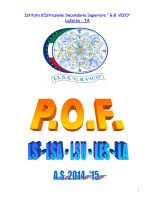 POF Vico 2014-2015 - Liceo Scientifico G.B. Vico
