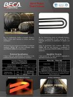 Brochure - Curvatura Tubi