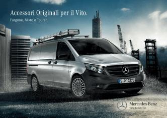 Accessori Originali Nuovo Vito - Mercedes-Benz