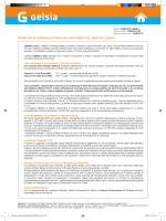 fornitura di energia elettrica per uso domestico - mercato