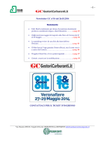 Newsletter Gestori carburanti n°18 del 26.05.2014