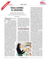 Mercato Italia Alimentare: Imballaggio