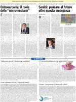 """Osteosarcoma: il ruolo delle """"microvescicole"""" Sanità"""