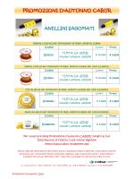 Volantino Linea Siglatura - ID - Autunno 2014
