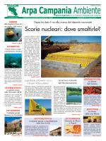 Magazine Arpa Campania Ambiente n. 12 del 30 giugno 2014