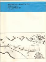 Anno 1981 agosto n.15 - Biblioteca Digitale Faentina