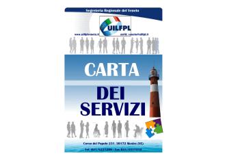 Carta servizi UILFPL Veneto