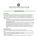 bilancio sociale 2014 CIUFFELLI