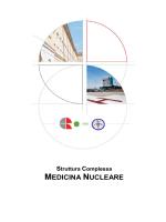 Carta dei Servizi Struttura Complessa Medicina Nucleare