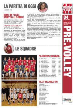 Download File PDF - Polisportiva Preganziol