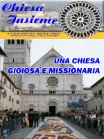 Luglio/Agosto 2014 - Diocesi di Assisi - Nocera Umbra