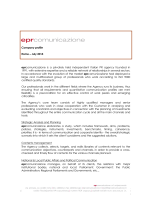 EPR Profile Eng bozza 2014
