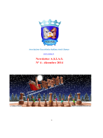 Newsletter A.S.I.A.S. N° 4