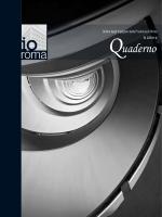 Quaderno - Rivista - Ordine degli Ingegneri della provincia di Roma