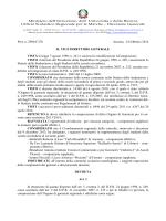 Organo di garanzia - Ufficio Scolastico Regionale per le Marche