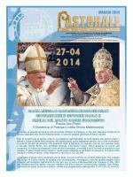 Maggio 2014 (PDF) - Arcidiocesi di Palermo