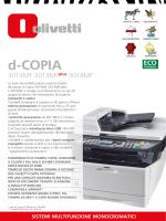 d-COPIA - Olivetti