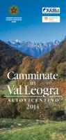 Val Leogra - Comunità Montana Leogra Timonchio
