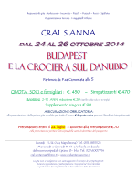 CRAL S.ANNA - cralsantannacomo.it
